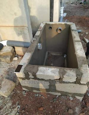 Biodigester Septic Tank System   Plumbing & Water Supply for sale in Ogun State, Abeokuta South