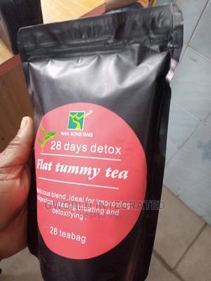 28 Days, Flat Tummy Tea | Vitamins & Supplements for sale in Enugu State, Enugu
