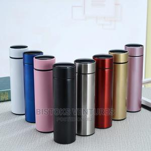 LED Touch Temperature Vacuum Flask   Kitchen & Dining for sale in Lagos State, Lagos Island (Eko)