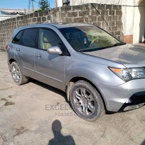 Acura MDX 2009 SUV 4dr AWD (3.7 6cyl 5A) Silver | Cars for sale in Lagos State, Lekki