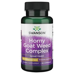 Horny Goat Weed Complex With Tribulus Maca | Sexual Wellness for sale in Lagos State, Ikorodu