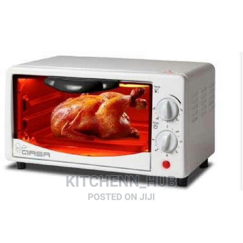 Qasa Oven Toaster 10L