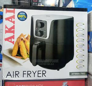 AKAI 3litres Electric Air Fryer-1300w   Kitchen Appliances for sale in Lagos State, Surulere