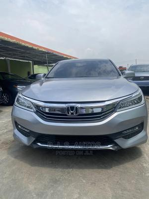 Honda Accord 2017 Silver | Cars for sale in Lagos State, Ogba