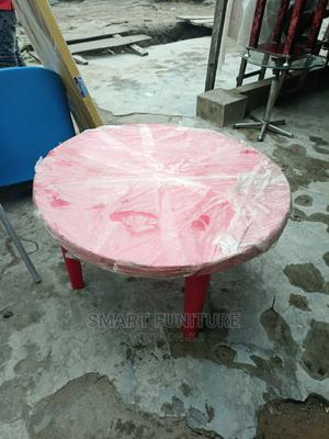 Strong Plastic Round Children's Table   Children's Furniture for sale in Lagos State, Surulere