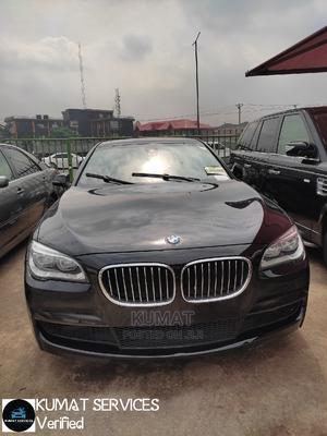 BMW 7 Series 2015 Black   Cars for sale in Lagos State, Lekki