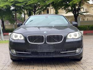 BMW 535i 2013 Black | Cars for sale in Abuja (FCT) State, Central Business District