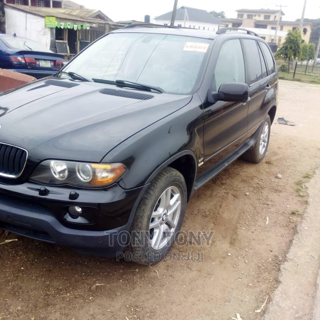 BMW X5 2005 Black