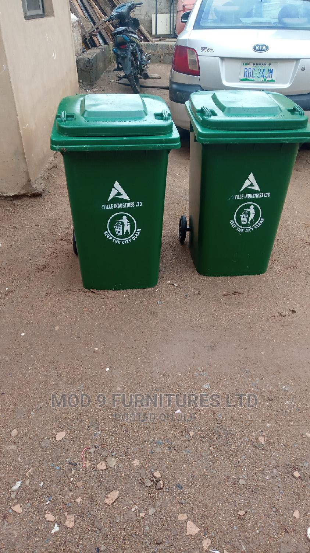 Waste Bin 240 Litres   Home Accessories for sale in Garki 2, Abuja (FCT) State, Nigeria