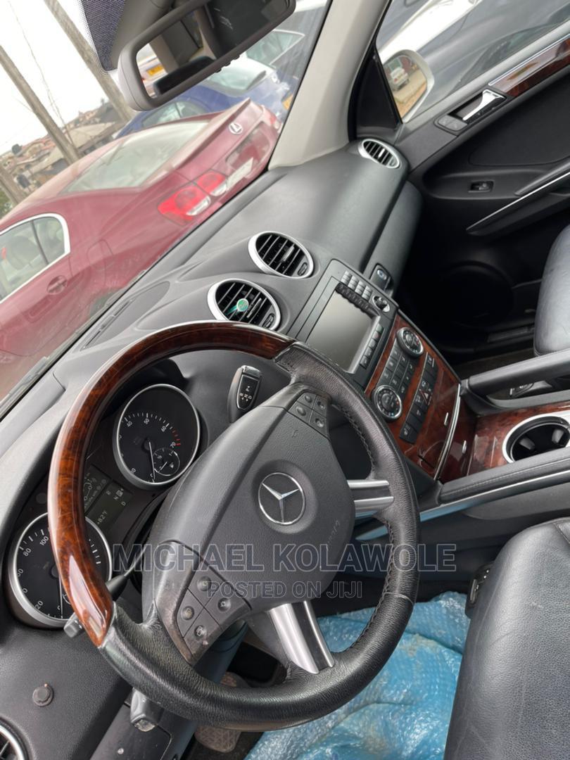 Archive: Mercedes-Benz M Class 2006 Brown