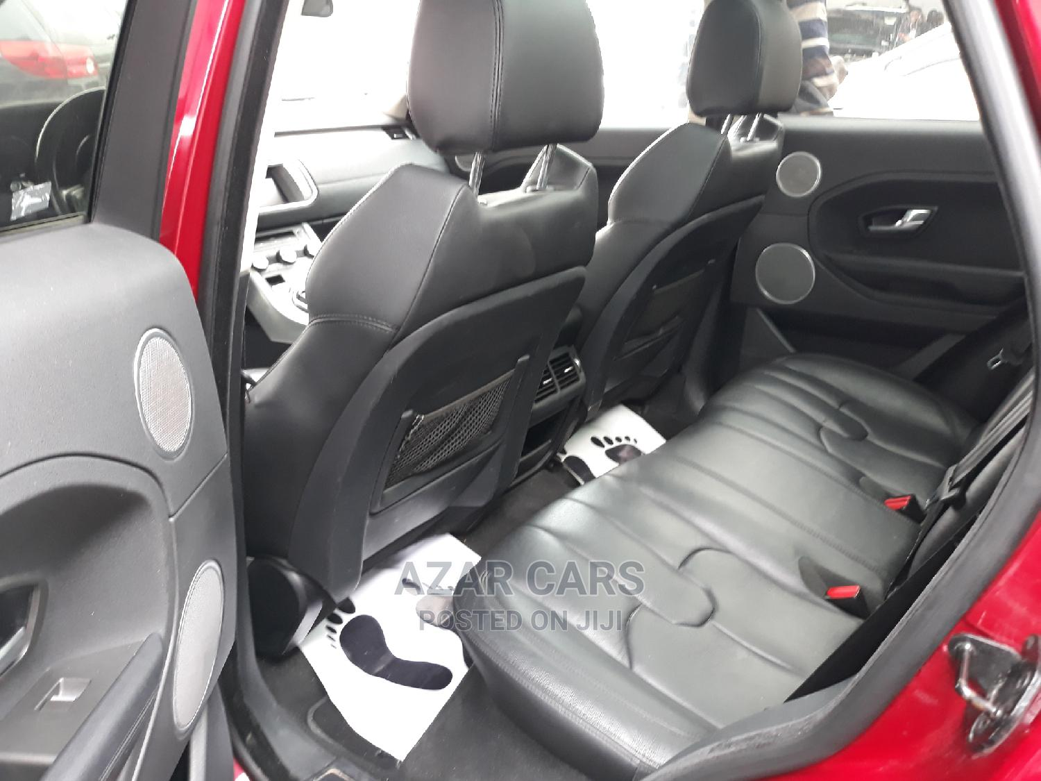 Land Rover Range Rover Evoque 2014 Red | Cars for sale in Ikeja, Lagos State, Nigeria