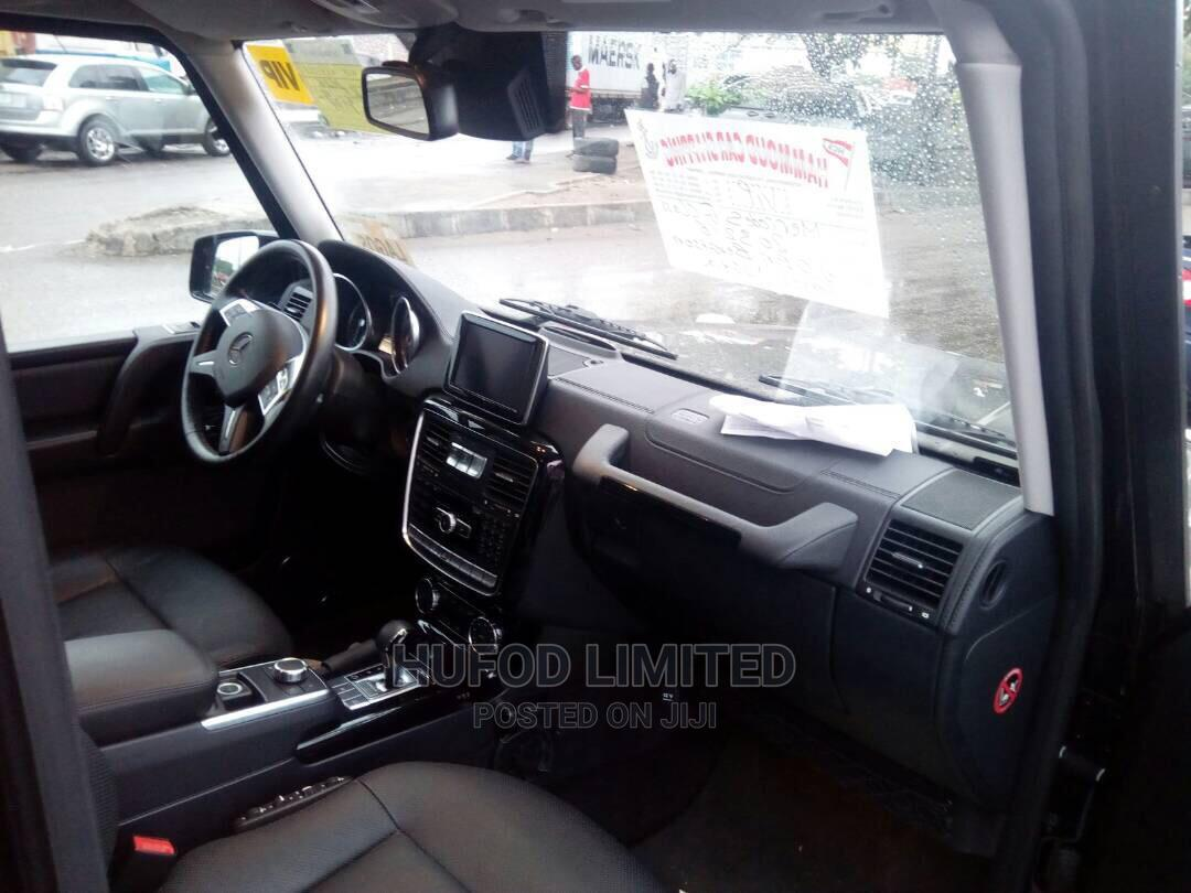 Mercedes-Benz G-Class 2014 Black | Cars for sale in Ajah, Lagos State, Nigeria