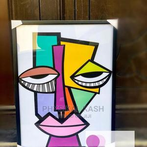 Geometric Wall Art Picture   Arts & Crafts for sale in Lagos State, Ajah