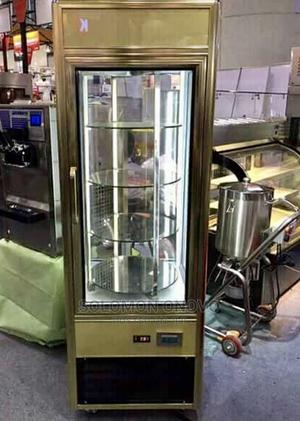 Standing Rotary Cake Display Chiller | Store Equipment for sale in Lagos State, Lagos Island (Eko)