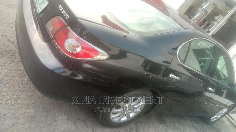 Lexus ES 2004 300 Black | Cars for sale in Port-Harcourt, Rivers State, Nigeria