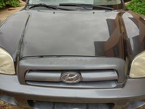 Hyundai Santa Fe 2004 GLS 3.5 L 4WD Black | Cars for sale in Lagos State, Alimosho