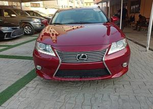 Lexus ES 2013 Red | Cars for sale in Lagos State, Ikeja