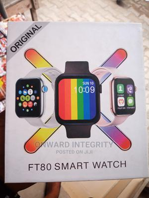 FT80 Smart Watch | Smart Watches & Trackers for sale in Lagos State, Ojo