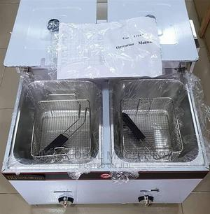 Higher Quality 2baskets Deep Fryer | Restaurant & Catering Equipment for sale in Lagos State, Ojo