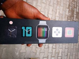 Smart Watch Fitness Tracker   Smart Watches & Trackers for sale in Lagos State, Ojo