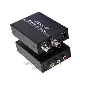 3G SDI to AV Scaler Converter   Accessories & Supplies for Electronics for sale in Lagos State, Surulere