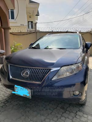 Lexus RX 2010 Blue   Cars for sale in Lagos State, Lekki