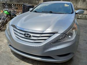 Hyundai Sonata 2012 Silver | Cars for sale in Lagos State, Magodo
