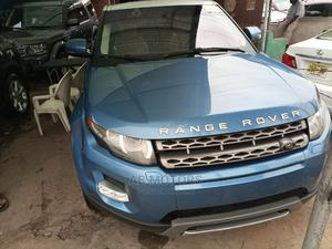 Land Rover Range Rover Evoque 2015 Blue | Cars for sale in Lagos State, Apapa