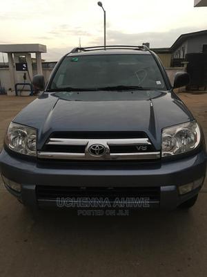 Toyota 4-Runner 2005 SR5 V8 4x4 Blue   Cars for sale in Lagos State, Surulere