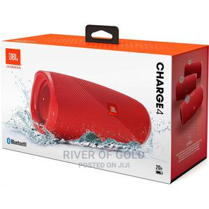 JBL Charge 4 Portable Waterproof Bluetooth Speaker   Audio & Music Equipment for sale in Lagos State, Ikeja