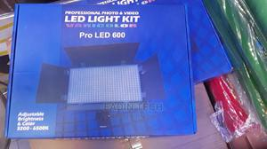 Pro LED 600 Professional Video Light | Stage Lighting & Effects for sale in Lagos State, Ikeja