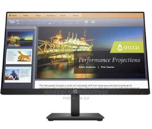 HP P224 21.5 Inch Full HD LED LCD Monitor   Computer Monitors for sale in Lagos State, Ikeja