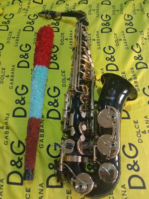 Gallant Black And Gold Alto Saxophone | Musical Instruments & Gear for sale in Lagos State, Surulere