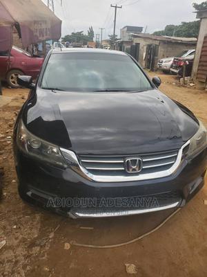Honda Accord 2014 Black   Cars for sale in Ogun State, Ijebu Ode
