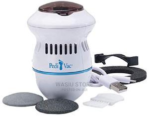 Rechargeable Pedi Vac Callus Remover | Tools & Accessories for sale in Lagos State, Lagos Island (Eko)