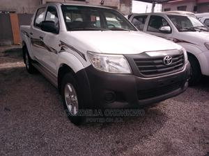 Toyota Hilux 2010 White | Cars for sale in Lagos State, Apapa