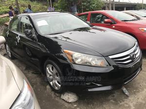 Honda Accord 2010 Sedan EX-L V-6 Black | Cars for sale in Lagos State, Apapa