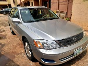 Toyota Avalon 2003 XL W/Bucket Seats Silver | Cars for sale in Anambra State, Awka
