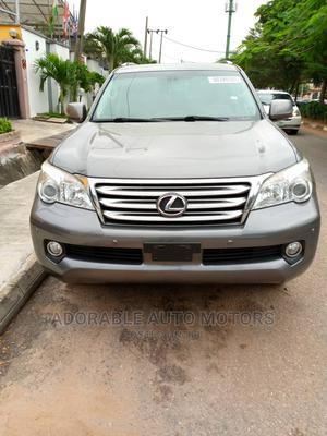 Lexus GX 2013 460 Premium Gray | Cars for sale in Lagos State, Ikeja