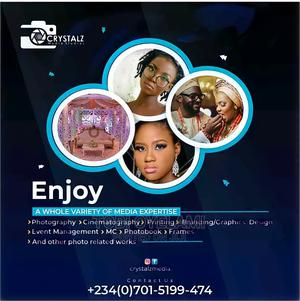 Event Photography and Videography | Photography & Video Services for sale in Oyo State, Ibadan