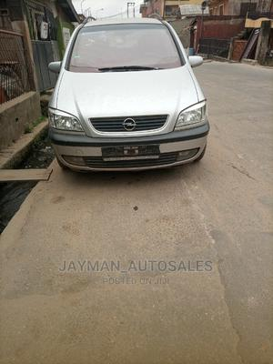 Opel Zafira 2001 Silver   Cars for sale in Lagos State, Agboyi/Ketu
