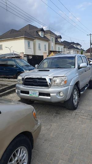 Toyota Tacoma 2006 Regular Cab Silver | Cars for sale in Lagos State, Amuwo-Odofin