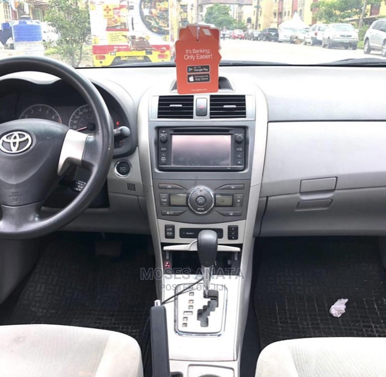 Toyota Corolla 2013 Gray | Cars for sale in Central Business District, Abuja (FCT) State, Nigeria