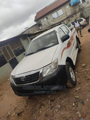 Toyota Hilux 2008 White | Cars for sale in Lagos State, Ojo