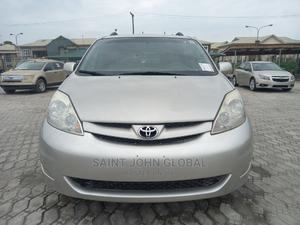 Toyota Sienna 2008 XLE Silver | Cars for sale in Lagos State, Lekki