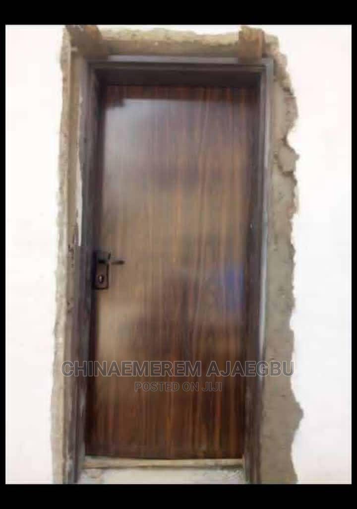 Isreali Security Steel Door