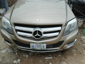 Mercedes-Benz GLK-Class 2011 Gold | Cars for sale in Lagos State, Ikeja