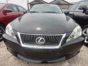 Lexus IS 2011 250 Black   Cars for sale in Lagos State, Apapa