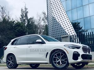 BMW X5 2019 xDrive40i AWD White | Cars for sale in Abuja (FCT) State, Central Business District