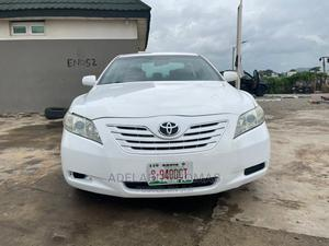 Toyota Camry 2008 2.4 LE White   Cars for sale in Abuja (FCT) State, Wuse 2